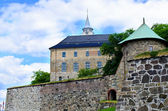 Akershus Fortress — Stock Photo