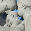Vigeland family — Stock Photo