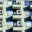 Balconies — Stock Photo #12334011