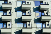 Balconies — Stockfoto