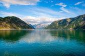 Fjord — Stock Photo