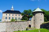Akershus castle — Stock Photo
