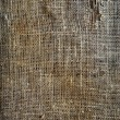 Background texture vintage burlap — Stockfoto
