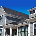 Brand New Suburban American Dream Home — Stock Photo #11905887