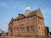 Public library - Montrose - Scotland - 1905 — Stock Photo