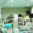 Minimum operating room invasion — 图库照片