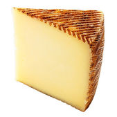 Wedge of cheese — Stock Photo
