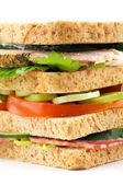 BLT Sandwich — Stock Photo
