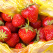 Fresh strawberries — Stock Photo #11572631
