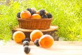 Taze meyve — Stok fotoğraf