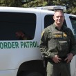 United States Border Patrol - ストック写真