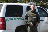 United States Border Patrol — Stock Photo