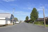 Small town Canada — Stock fotografie