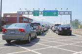 Sumas, Washington Border Crossing — Stock Photo