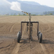 Stock Photo: Farmer's Irrigation System