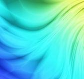 青い水のデザイン — ストック写真