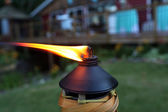 Tiki Torch — Stockfoto