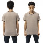 Man Wearing Empty TShirt — Stock Photo #11155717
