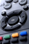 Remote Control Television — Stock Photo