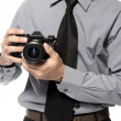 Shot With SLR Camera — Stock Photo