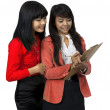 Two Business Woman — Stock Photo