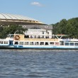 River pleasure boat — Stock Photo