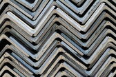 Metal profiles angle — Photo