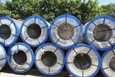 Rolled steel — Stock Photo