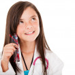 Young female doctor - Foto Stock