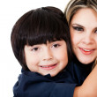 Mother and son — Stock Photo #10734812