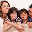 Happy family — Stock Photo #10753945