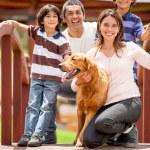 Family having fun — Stock Photo #10754005
