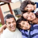 Happy family portrait — Stock Photo #10754011