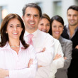 Business team — Stock Photo #10842698