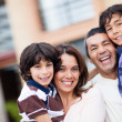 Happy family portrait — Stock Photo #10842967
