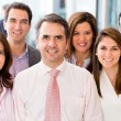 Successful business team — Stock Photo #10901055