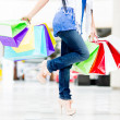 Stock Photo: Shopping bags
