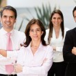 Group of business — Stock Photo #10969340