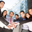 Business team — Stock Photo #10969371