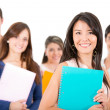 Group of students — Stock Photo #10985906