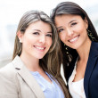 Casual business women — Stock Photo