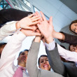 Foto de Stock  : Business teamwork