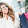 Summer shopping — Stock Photo #11045628