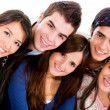 Group of smiling — Stock Photo #11109305