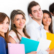 Group of students — Stock Photo #11109307