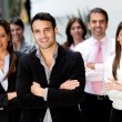 Business team — Stock Photo #11130662