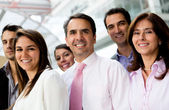Group of business — Foto Stock