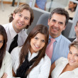 Business group at the office — Stock Photo #11163840