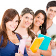 Group of students — Stock Photo #11252269