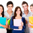 Group of students — Stock Photo #11252277
